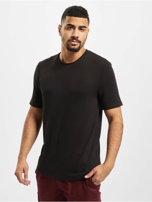 Aarhon t-shirt Adrian zwart