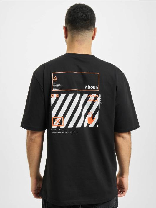 Aarhon t-shirt Subscribe zwart