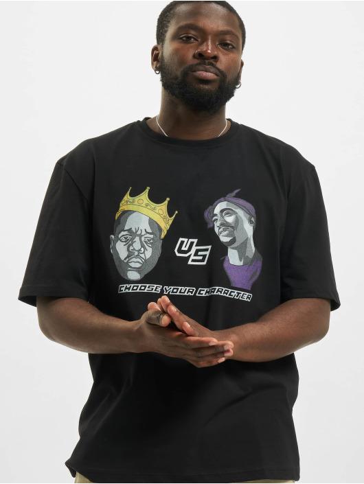 Aarhon t-shirt VS zwart