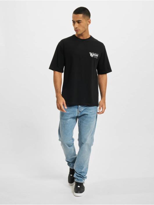 Aarhon t-shirt Logo zwart