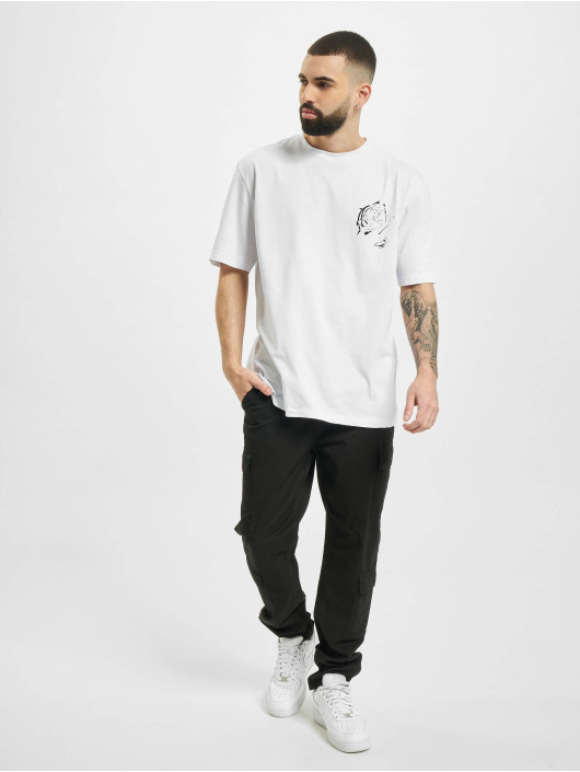 Aarhon T-shirts Moon hvid