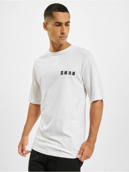 Aarhon T-shirts Reflective hvid