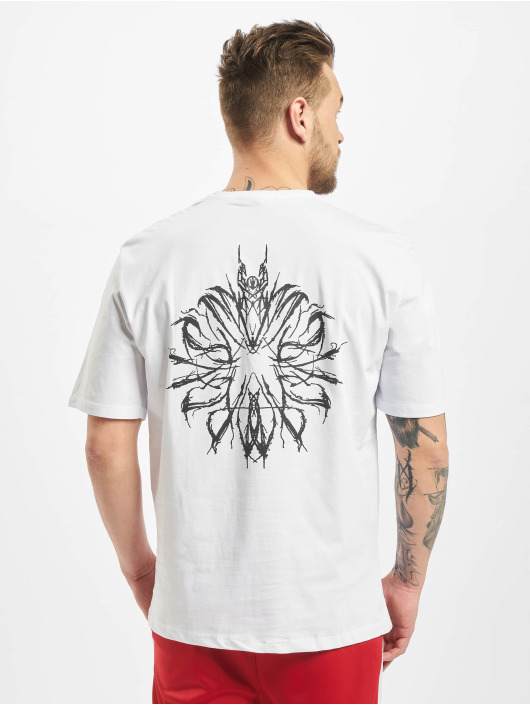 Aarhon T-Shirty Chaos bialy