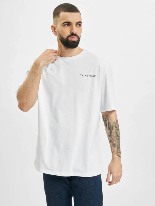 Aarhon T-Shirty Visual bialy