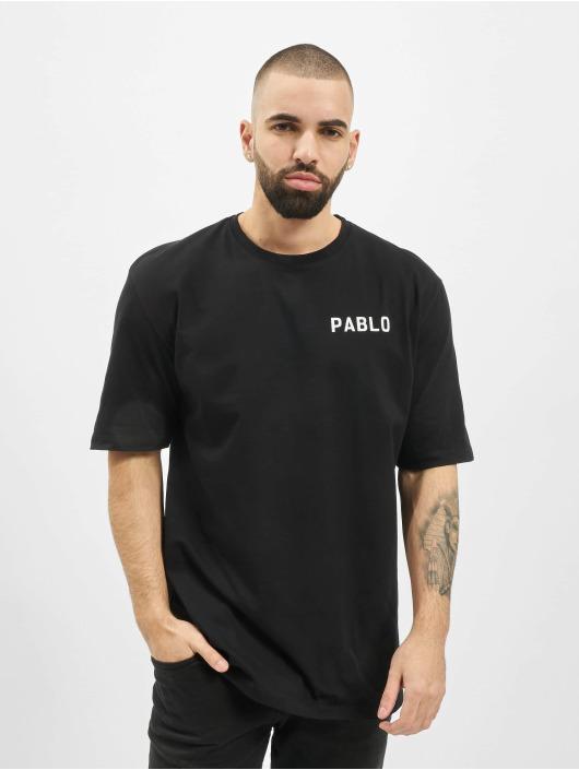 Aarhon T-Shirty Pablo czarny