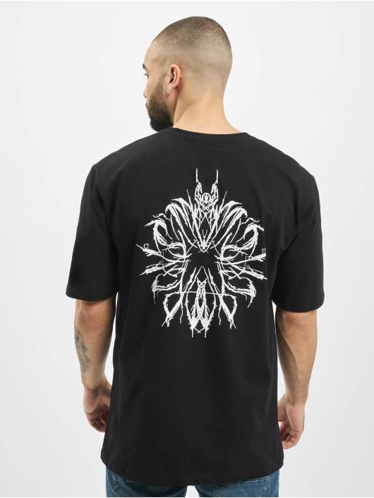 Aarhon T-Shirty Chaos czarny
