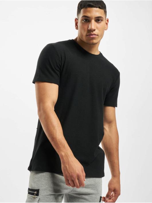 Aarhon T-Shirty Amir czarny