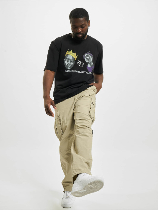 Aarhon T-Shirty VS czarny