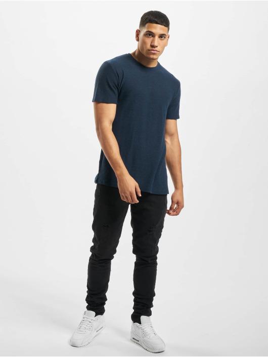 Aarhon T-skjorter Amir blå