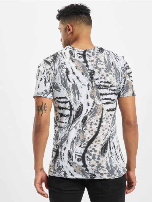 Aarhon T-skjorter Feather hvit