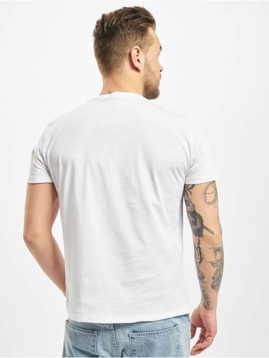 Aarhon T-skjorter Smoke hvit
