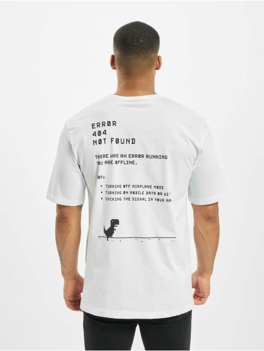 Aarhon T-skjorter Error hvit