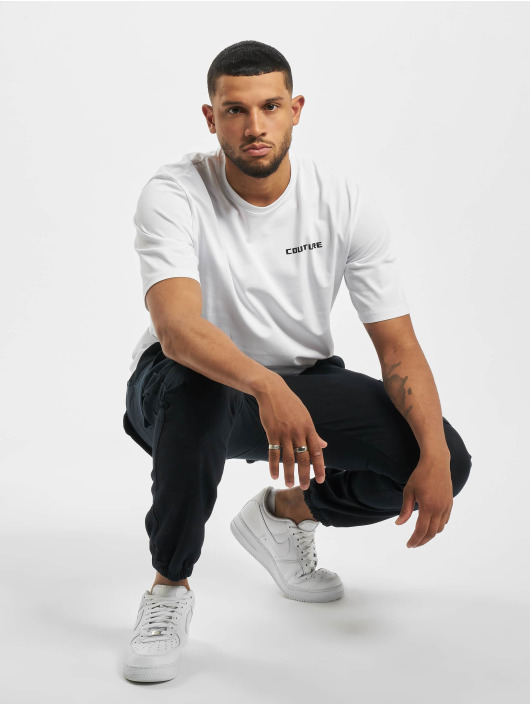 Aarhon T-skjorter Couture hvit