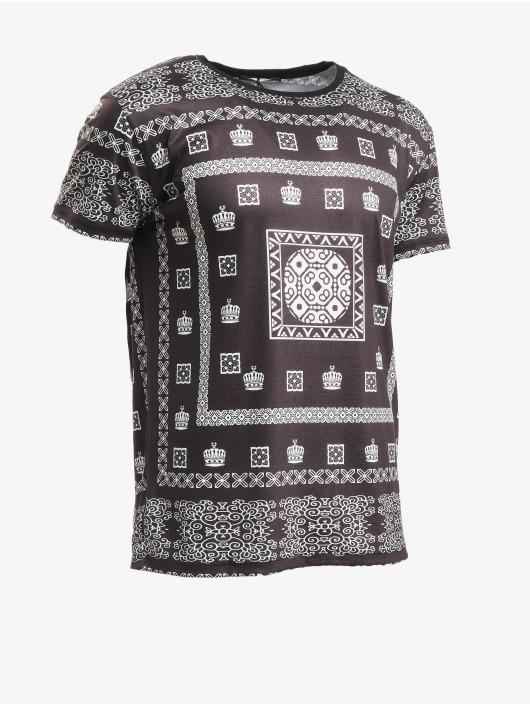 Aarhon T-skjorter Bandana svart