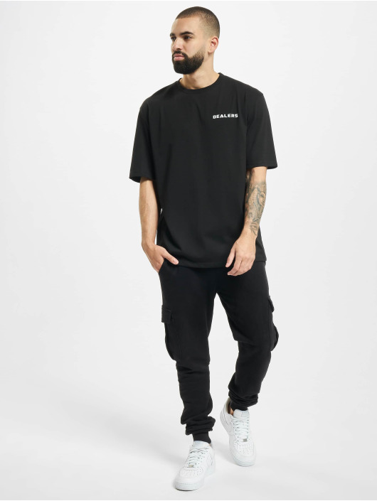 Aarhon T-skjorter Dealers svart