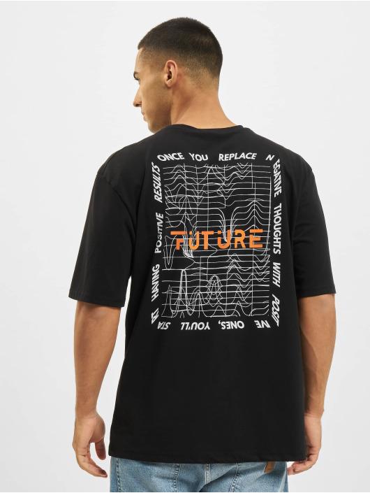 Aarhon T-skjorter Future svart