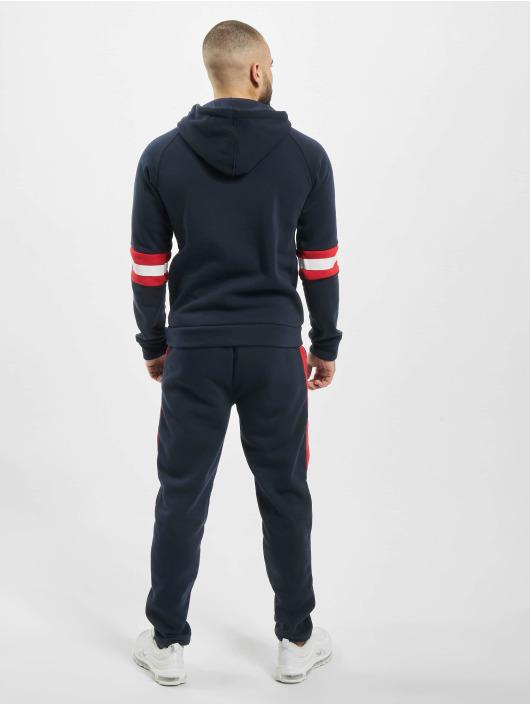 Aarhon Trainingspak Stripes blauw