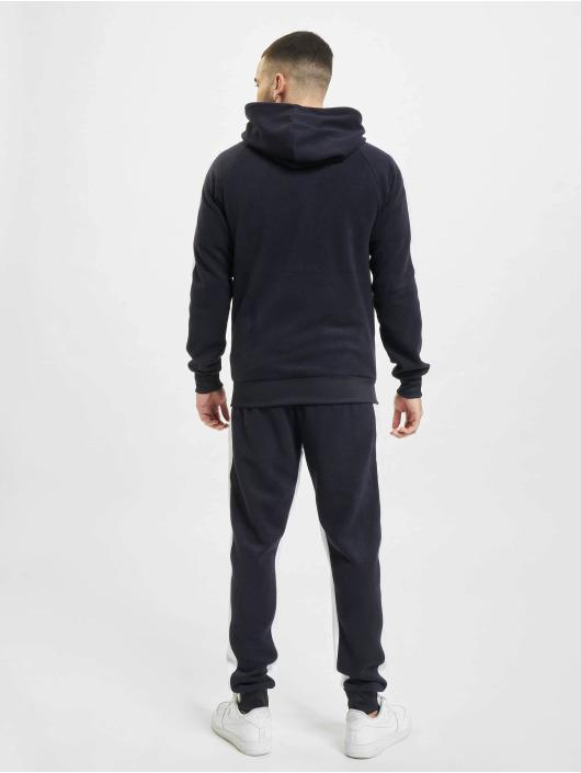 Aarhon Trainingspak Fleece Stripe blauw