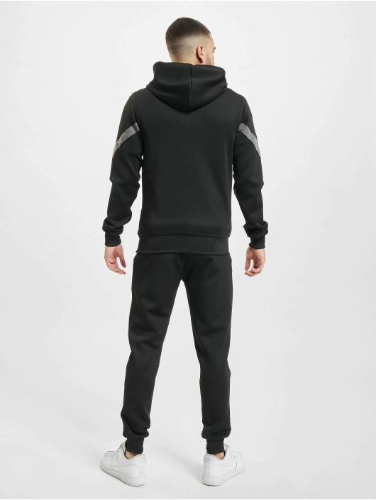 Aarhon Trainingspak Reflective zwart