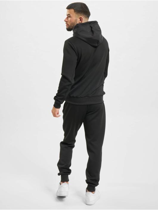 Aarhon Trainingspak Jogging zwart