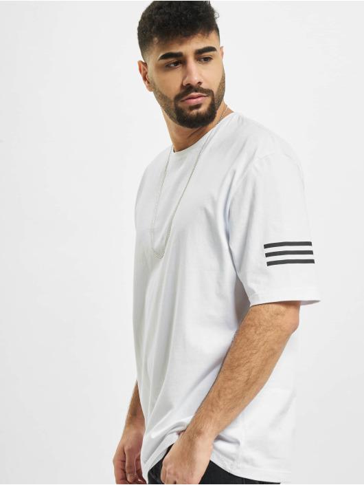 Aarhon Tričká Backprint biela
