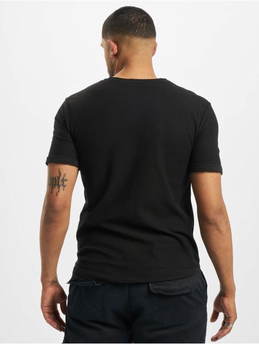 Aarhon Trika Oversized čern
