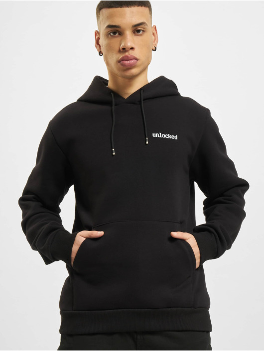 Aarhon trui Unlocked zwart