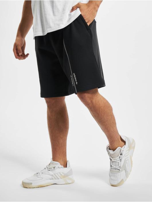 adidas Originals Šortky F èierna