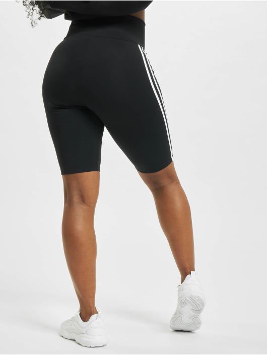 adidas Originals Šortky High Waist Short èierna
