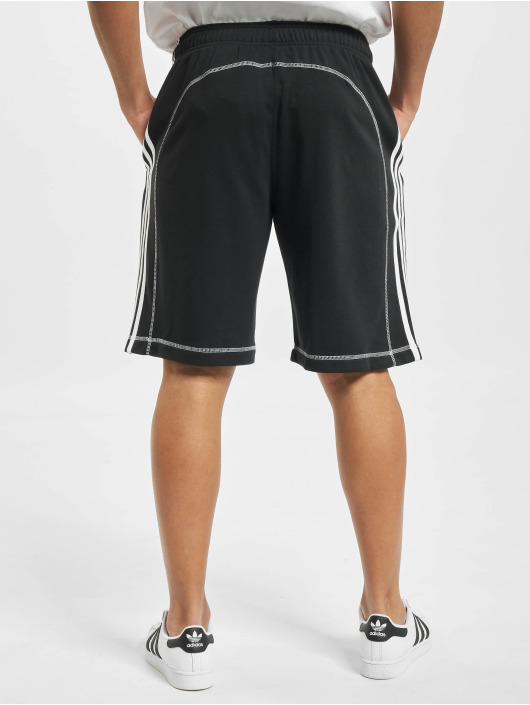 adidas Originals Šortky Contrast Stitch čern