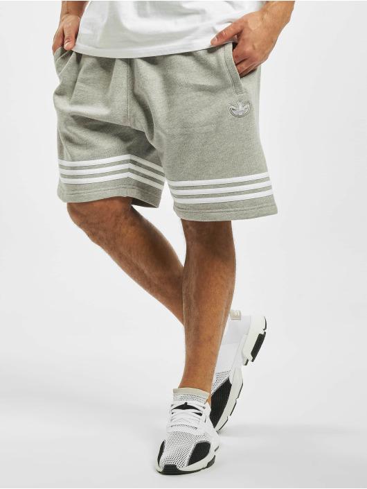 adidas Originals Šortky Marke šedá