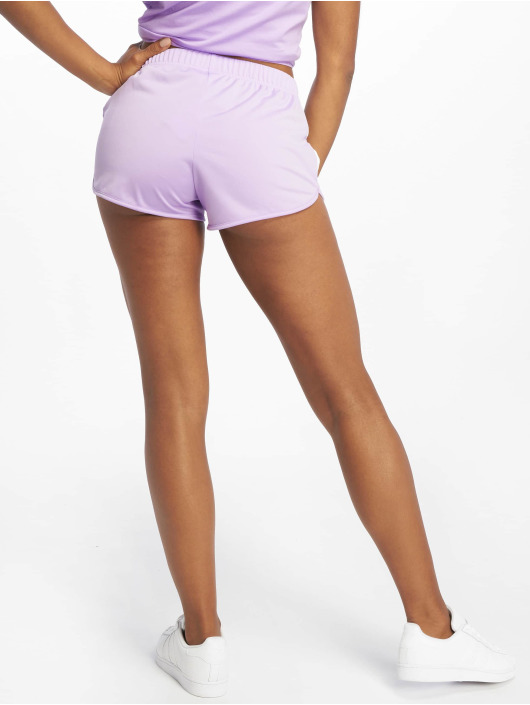 adidas Originals Šortky 3 Stripes fialová