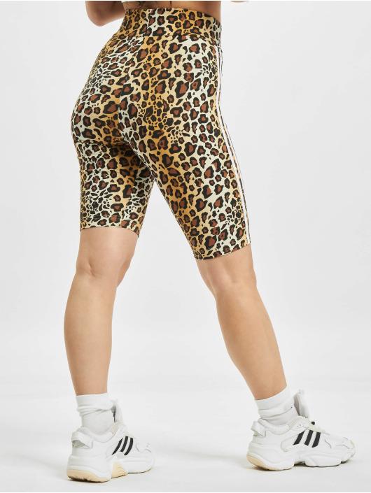 adidas Originals Šortky Short hnědý