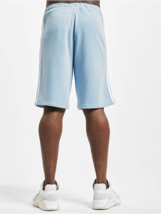 adidas Originals Šortky 3-Stripe modrá