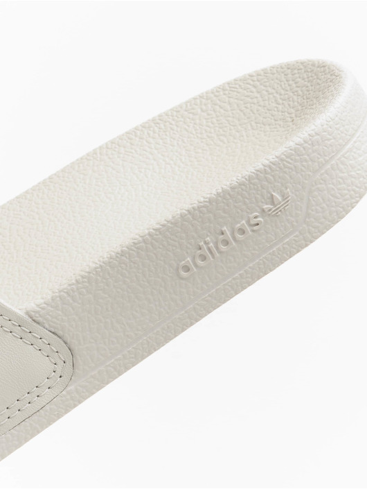 adidas Originals Žabky Lite šedá
