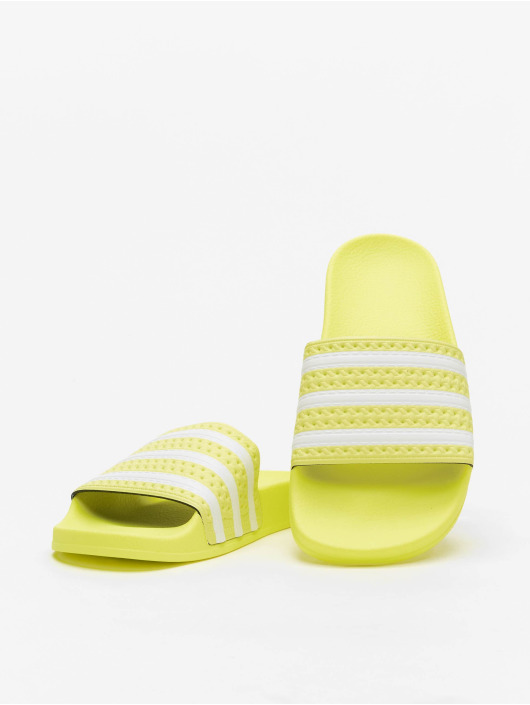 adidas Originals Žabky Adilette žltá