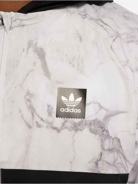 adidas originals Демисезонная куртка Marb Bb Pckble Transition белый