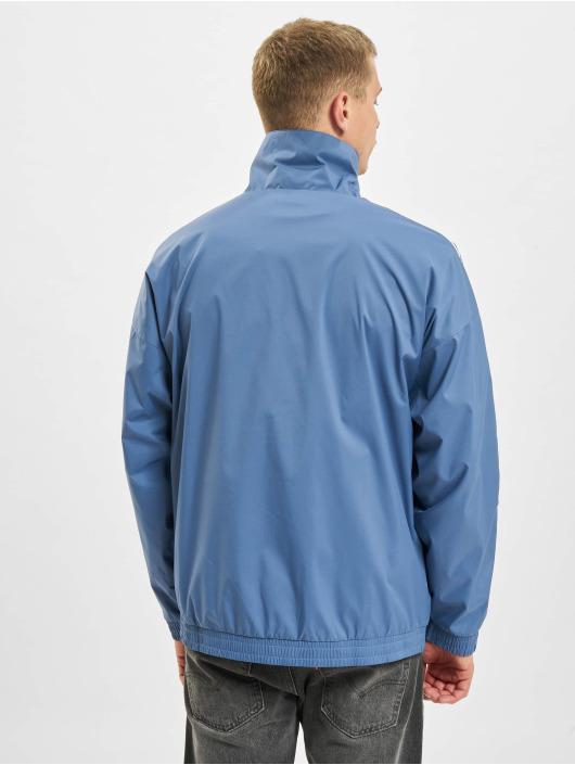 adidas Originals Демисезонная куртка 3D TF 3 STRP TT синий