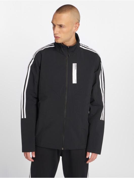 adidas originals Демисезонная куртка Nmd Track Top черный