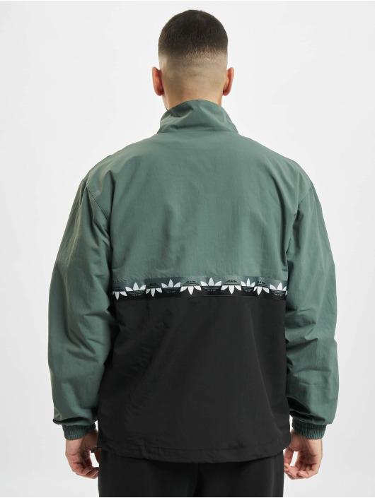 adidas Originals Демисезонная куртка Slice Trefoil черный