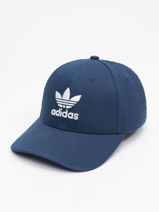 adidas Originals Кепка с застёжкой Classic Trefoil Baseball синий