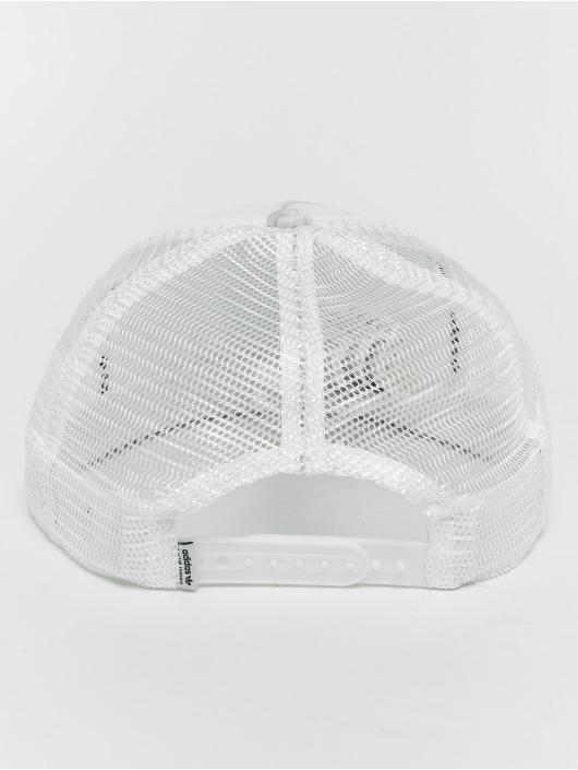 adidas originals Кепка тракер Marble белый