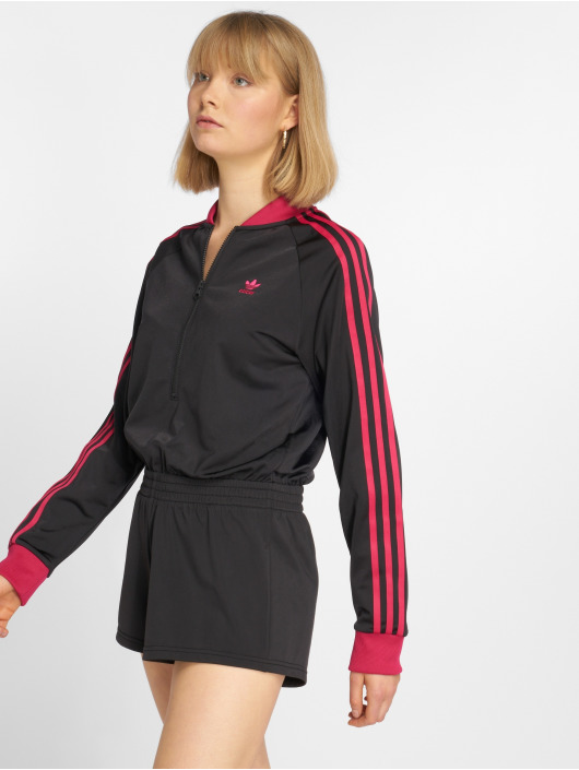 adidas originals Комбинезоны adidas originals LF Jumpsuit черный