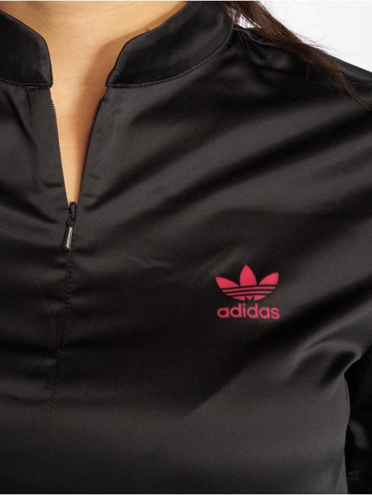 adidas originals Платья LF Satin черный