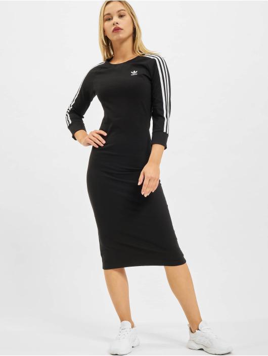 adidas Originals Платья Originals 3 Stripes черный