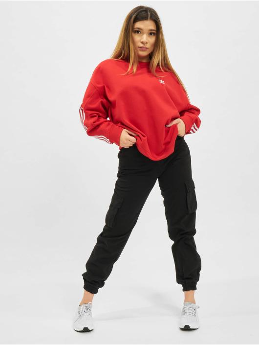 adidas Originals Пуловер OS красный