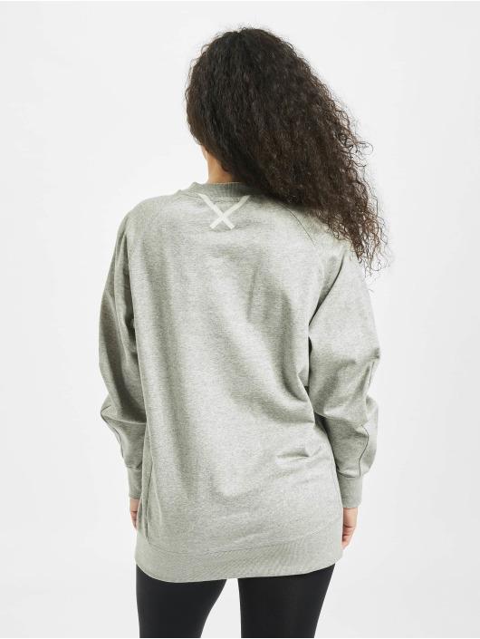 adidas Originals Пуловер XBYO Sweatshirt серый