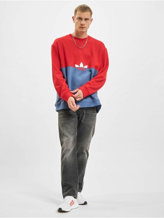 adidas Originals Пуловер Slice TRF синий