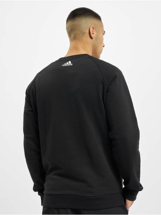adidas Originals Пуловер Tan Logo черный