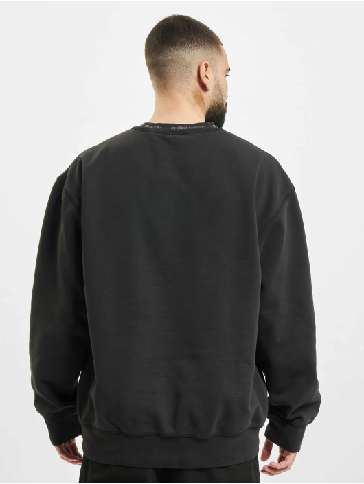 adidas Originals Пуловер Dyed черный